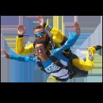 Tandem Skydive Selling Points in Barcelona